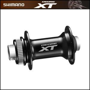 SHIMANO DEORE XT(シマノ ディオーレ XT) HB-M8010 ディスクブレーキ用フロントハブ 15mm Eスルーアクスル  32H OLD:100mm 15mmE-スルー|bike-king