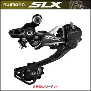 SHIMANO New SLX リアディレイラー シマノ・シャドー RD+ 3×10スピード(シマノ)(M7000シリーズ)|bike-king