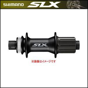SHIMANO New SLX ディスクブレーキ用ハブ フロント 142mm O.L.D 12mm E-スルー(シマノ)(M7000シリーズ)|bike-king