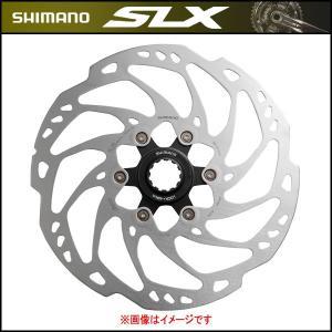 SHIMANO New SLX ディスクローター 203mm(センターロック ナロータイプ)(シマノ...