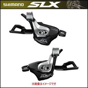 SHIMANO New SLX ラピッドファイヤープラス (I-spec II) 左右レバーセット ...