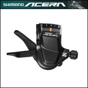 SHIMANO ACERA(シマノ アセラ) ラピッドファイヤープラス シフトレバー 3×9スピード 右レバーのみ 9S (SL-M3000)|bike-king