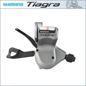 シマノ ティアグラ シフトレバー SHIMANO TIAGRA SL-4600 右レバーのみ リア10段 2050mmインナー|bike-king