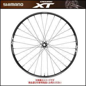 SHIMANO DEORE XT(シマノ ディオーレ XT) WH-M8000-TL ホイール フロント QR 27.5インチ(650B)|bike-king