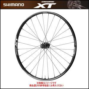 SHIMANO DEORE XT(シマノ ディオーレ XT) WH-M8000-TL ホイール リア 12mmEスルー 27.5インチ(650B)|bike-king