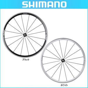 SHIMANO(シマノ) クリンチャーホイール WH-RS330 フロント ブラック(ロード用ホイール)(自転車用) bike-king