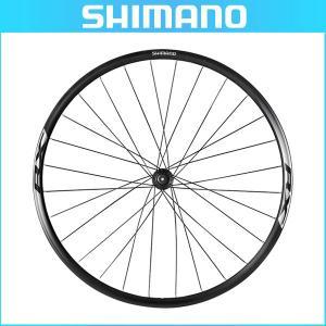 SHIMANO(シマノ) クリンチャーホイール WH-RX010 ブラック フロントのみ OLD:100mm センターロックディスク用(ロード用ホイール)(自転車用) bike-king