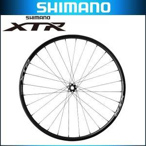 SHIMANO XTR シマノ XTR ホイール WH-M9000 TU フロント 15mmEスルー 29インチ W/B|bike-king