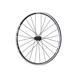 シマノ WH-R501 A エアロスポーク仕様 リア ブラック(モノトーンステッカー) 8/9/10S対応 ホイール bike-king