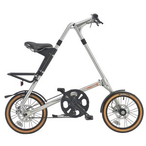 STRiDA EVO16 ブラッシュ 2019年モデル 折りたたみ自転車 bike-king