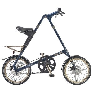 STRiDA EVO18 アズライト 2019年モデル 折りたたみ自転車 bike-king