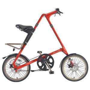 STRiDA EVO18 ルビー 2019年モデル 折りたたみ自転車 bike-king