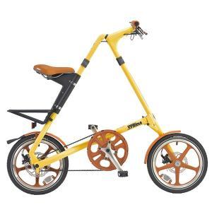 STRiDA LT クリーム 2019年モデル 折りたたみ自転車 bike-king