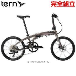 TERN ターン 2020年モデル VERGE P10 ヴァージュP10 折りたたみ自転車 bike-king