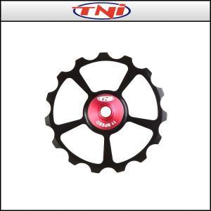 TNI フルセラミック・アルミプーリー15T【ティーエヌアイ】|bike-king