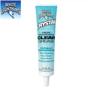 ホワイトライトニング クリスタル クリアー グリス 100gチューブ/Crystal Clear Grease(WHITE LIGHTNING)の画像