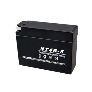 GT4B-5 YT4B-BS互換 NT4B-5 バイクバッテリー 1年間保証付き 新品 バイクパーツセンター