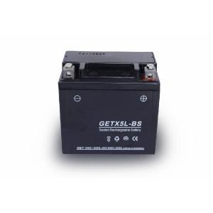 バイクバッテリー ジェル YTX5L-BS互換...の詳細画像1