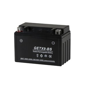 GETX9-BS YTX9-BS互換 CTX9-BS バイクバッテリー ジェル 1年保証付 バイクパーツセンター|bike-parts-center