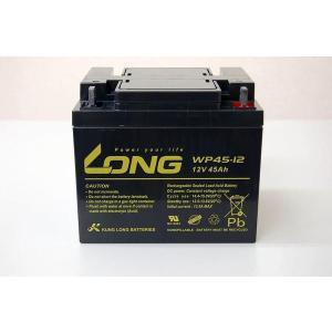LONGバッテリー WP45-12 12V45Ah 密閉型 多用途 バッテリー 2個セット 新品 Smart-UPS バイクパーツセンター|bike-parts-center|03