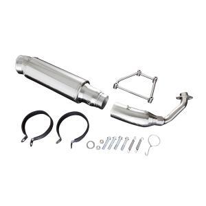 ヤマハ マジェスティ250/C SG03J 極太 ステンレスマフラー バイクパーツセンター|bike-parts-center