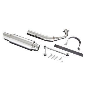 ヤマハ シグナスX SE44J SE12J カスタムステンレスマフラー 新品 バイクパーツセンター