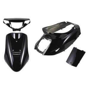 ヤマハ ジョグ 3KJ 外装セット 4点 黒 ブラック 新品 バイクパーツセンター|bike-parts-center