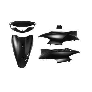 ホンダ ライブディオ AF34 I型 外装セット 5点 黒 ブラック 新品 バイクパーツセンター bike-parts-center