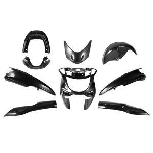 ヤマハ マジェスティ250/C SG03J 外装セット 9点 黒 ブラック 新品 バイクパーツセンター|bike-parts-center