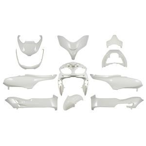 ホンダ フォルツァ MF08 外装セット 11点 白 ホワイト 新品 バイクパーツセンター bike-parts-center