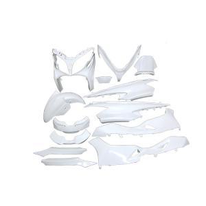 スズキ スカイウェイブ CJ44A CJ45A CJ46A 外装セット 13点 白 ホワイト 【SKY WAVE】 新品 バイクパーツセンター