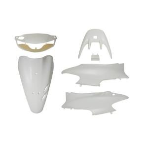 ホンダ ライブディオZX AF35 II型 外装セット 6点 白 ホワイト 新品 バイクパーツセンター|bike-parts-center