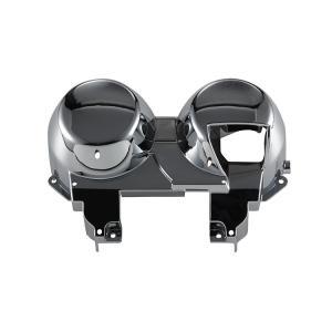 ホーネット 250/CB400SF NC31 メーターアッパーカバー メッキ 新品 バイクパーツセンター|bike-parts-center