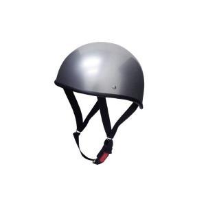バイク用ヘルメット ダックテール シルバー XL 半ヘル SG規格・PSCマーク取得 バイクパーツセンター|bike-parts-center