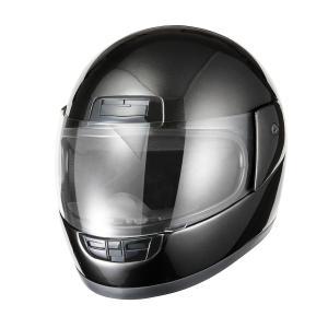 ヘルメット フルフェイス ブラック 新品 SG・PSCマーク取得 全排気量対応 バイクパーツセンター|bike-parts-center