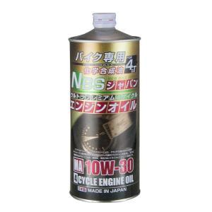バイク用 4サイクルエンジンオイル 10W-30 1L MA規格 化学合成油 ウルトラプレミアムエンジンオイル 日本製 バイクパーツセンター|bike-parts-center