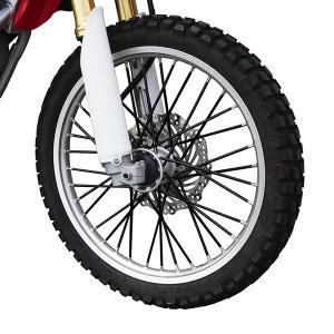 新品 スポークラップ 190mm 黒 40本セット ホイール1本分 ブラック スポークスキン バイクパーツセンター|bike-parts-center