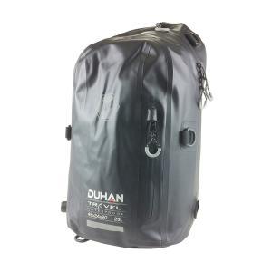 DUHAN タンクバッグにもなる防水バッグ リュック DB-06 防水ファスナー採用 ツーリングネット付属|bike-parts-center