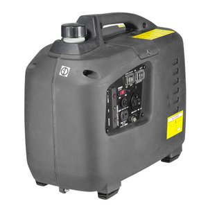 インバーター発電機 黒 SF600F 100V400W レジ...