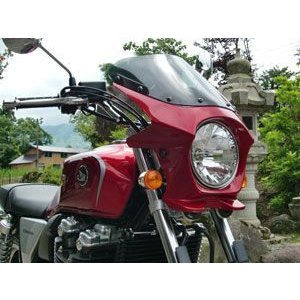 cb1100 ビキニカウル ds-01 タイプAEROスクリーン 純正色塗装 ABS製 ボルト付|bike-world-walk