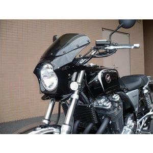 cb1100 ビキニカウル ds-01 タイプAEROスクリーン 純正色塗装 ABS製 ボルト付|bike-world-walk|03