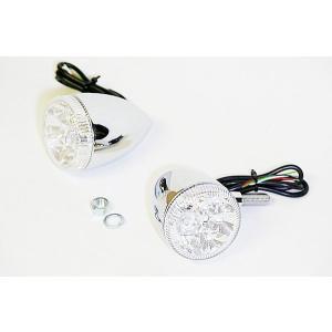 xl1200x フォーティーエイト WLED-2-3 バイク LED ウインカー hanabi 3ファンクション