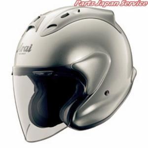 アライヘルメット MZ アルミナシルバー 57-58 bikebuhin