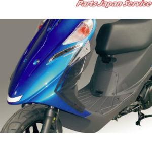 旭精器製作所 AD-02 サイドバイザー スズキ|bikebuhin