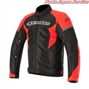 アルパインスターズ ROMA AIR WP J 4318 13 BK RD M bikebuhin