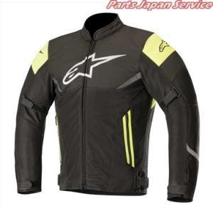 アルパインスターズ AXEL AIR JACKET 155 BK YLW FLUO S|bikebuhin