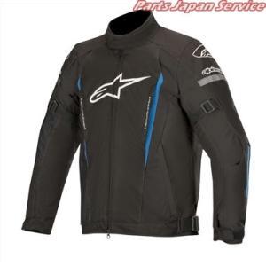 アルパインスターズ GUNNER v2 WP JACKET 1078 BK BRIGHT BL S|bikebuhin