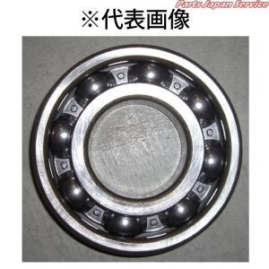 ベアリング (接触型ゴムシール) 6205RS 株式会社ジェイテクト|bikebuhin
