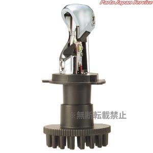 ヘッドランプ専用LEDランプ H4タイプ P214KWT 日星工業|bikebuhin