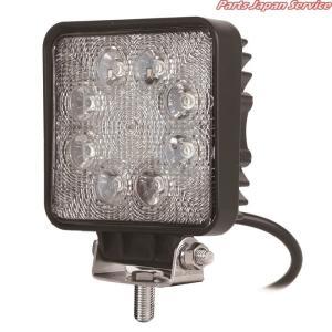 ■製品品番 ・ML-18  ■材質/特徴 品名:LEDワークライト 角型 8灯 24W 白色    ...